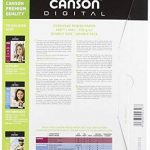 Canson Digital Everyday Papier Photo Double Face Mat 170 g A4 Blanc - Lot de 50 Feuilles de la marque Canson image 1 produit