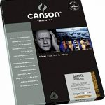 Canson Infinity Baryta Prestige Papier Photo Ramette de 25 Feuilles 340g 21 x 29,7 cm Blanc de la marque Canson image 1 produit