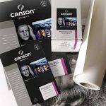 Canson InFinity PhotoGloss Premium RC Papier Photo 25 Feuilles 270 g A4 Blanc de la marque Canson image 4 produit