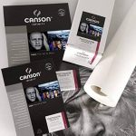 Canson InFinity PhotoSatin Premium RC Papier Photo 25 Feuilles 270g A4 Blanc de la marque Canson image 4 produit
