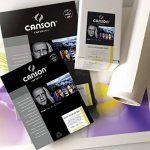 Canson Infinity Velin Museum Rag Papier Photo Ramette de 25 Feuilles 315g A4 Blanc Pur de la marque Canson image 1 produit