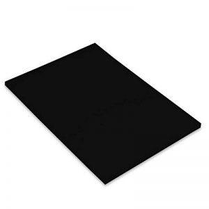 Canson Iris Vivaldi Papier couleur A3 Lisse 185g/m² 29,7 x 42 cm Noir Lot de 50 de la marque Canson image 0 produit