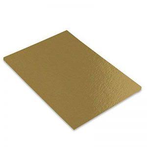 Canson Iris Vivaldi Papier couleur A3 Lisse 280g/m² 29,7 x 42 cm Or Lot de 50 de la marque Canson image 0 produit