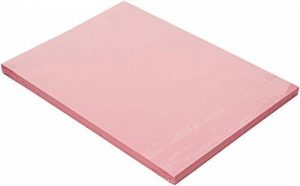 Canson Iris Vivaldi Papier couleur A4 Lisse 185g/m² 21 x 29,7 cm Rose Pétale Lot de 50 de la marque Canson image 0 produit
