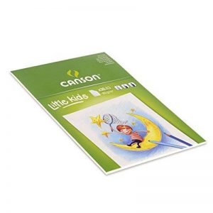 Canson Kids Papier à dessin 30 feuilles A3 29,7 x 42 cm Blanc de la marque Canson image 0 produit