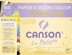 canson pastel TOP 0 image 0 produit