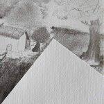 Canson XL Recyclé Lot de 2 Albums de Papier à Dessin spiralés petit côté 50 feuilles 160 g A3 Blanc de la marque Canson image 3 produit