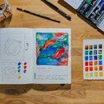 carnet de croquis aquarelle TOP 13 image 3 produit