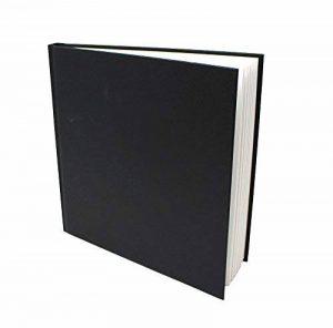 carnet feuilles noires TOP 9 image 0 produit