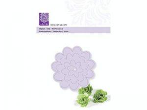 cArt-Us Perforatrice en métal 3d type 2Diecut Fleur Pochoir de la marque cArt-Us image 0 produit
