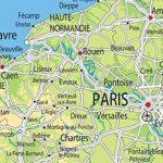 Carte de France–Papier Affiche plastifiée A1 Size 59.4 x 84.1 cm claire de la marque Tiger image 4 produit