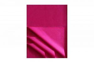 Cartes Dozio–Papier vélin Fuchsia–50feuilles à conf.–F. to cm 76x 100–21gr/m² de la marque Carte Dozio image 0 produit