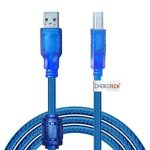 Câble USB pour Xerox–Phaser 6130N–imprimante–Couleur–Laser–Legal, A4–600ppp x 600ppp–jusqu'à 16ppm (Mono) jusqu'à 12ppm (couleur)–Capacité: 250feuilles–USB, 10100BASE-TX et d'impression rapide pour PC/Mac/Windows de la marque DHERI image 1 produit