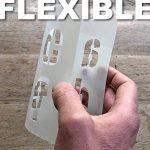 Cerf Pochoir Taille A4sur rigide Flexible Pochoir de la marque Dovetails image 2 produit