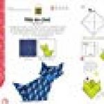 Chats en origami de la marque Nick Robinson image 2 produit