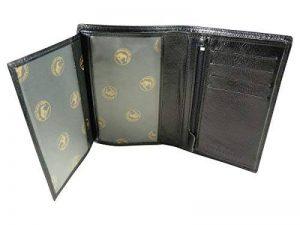 Chaussmaro Portefeuille en Cuir de vachette 3 Volets de la marque Chaussmaro image 0 produit