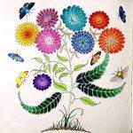 Ciaoed Lot de 48 Multicolores Stylos Billes à Encre Gel Pailleté pour Dessin Déco Scrapbooking Peinture de la marque Ciaoed image 4 produit