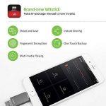 Clé USB iPhone 32Go Clef USB 3.0 [Certifié Apple MFi] OMARS Mémoire Stick à l'Extension de Stockage pour iPhone 6/6S 6Plus/6S Plus 7/7 Plus SE/5/5S/5C iPad Pro Air/Air 2 Mini 2/3/4 iPod Touch Gris de la marque Omars image 1 produit