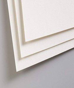 Clairefontaine 197016C Pastelmat paquet 5F 24x32cm 360g carte pour pastel Blanc de la marque Clairefontaine image 0 produit
