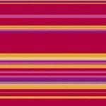 Clairefontaine 211202C Rouleau papier cadeau Alliance 60g 50x0,70m Motif Rayures rouge/orange/rose de la marque Clairefontaine image 1 produit