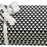 Clairefontaine 211406AMZC Carton de 12 Rouleaux papier cadeau 2 m x 70 cm motif Graphique de la marque Clairefontaine image 5 produit