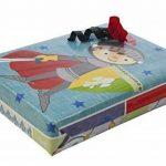 Clairefontaine 211407AMZC Carton de 12 Rouleaux papier cadeau 2 m x 70 cm motif Enfants de la marque Clairefontaine image 3 produit
