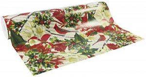 Clairefontaine 211746C Rouleau papier cadeau Excellia 80g 50x0,70m Motif Noël Anglais de la marque Clairefontaine image 0 produit