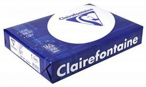 CLAIREFONTAINE 2618C Papier Clairalfa Multifonctions A4 160g/m2 CIE170 250 Feuilles Blanc de la marque Clairefontaine image 0 produit