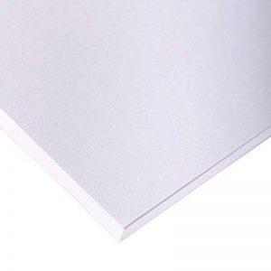 Clairefontaine 37299C - Une Rame papier dessin croquis blanc 29,7x42 cm 50 Feuilles 180 g de la marque Clairefontaine image 0 produit