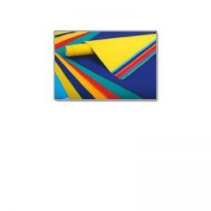 Clairefontaine 384099C Rouleau 10 feuilles Affiche peinte 60x80cm Couleurs assorties de la marque Clairefontaine image 0 produit