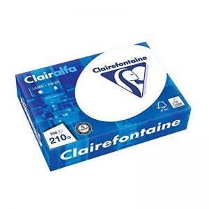 CLAIREFONTAINE 38749 Papier alfa Multifonctions A4 210g/m2 heur 170 Opacité 93 Rigidité 135 Lot de 250 Violet de la marque Clairefontaine image 0 produit