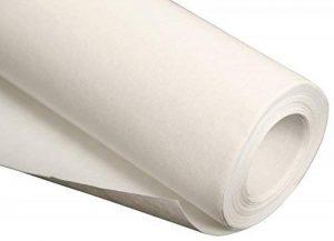 Clairefontaine 395701C Rouleau papier Kraft blanc 60g 10x1m de la marque Clairefontaine image 0 produit