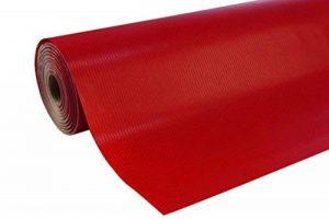 Clairefontaine 507506C Rouleau papier Unicolor kraft brun 60g 50x0,70m Couleur Rouge de la marque Clairefontaine image 0 produit