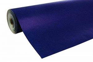 Clairefontaine 507513C Rouleau papier Unicolor kraft brun 60g 50x0,70m Couleur Bleu France de la marque Clairefontaine image 0 produit
