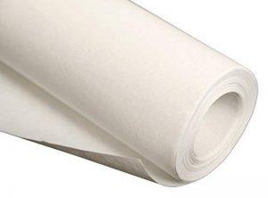 Clairefontaine 595701C Rouleau papier Kraft blanc 60g 50x1m de la marque Clairefontaine image 0 produit