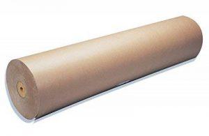 Clairefontaine 595771C Rouleau papier Kraft brun 60g 50x1m de la marque Clairefontaine image 0 produit