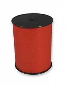 Clairefontaine 601506C Bolduc bobine mat 250mx10mm Couleur Rouge de la marque Clairefontaine image 0 produit