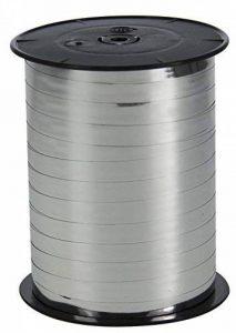 Clairefontaine 602076C Bolduc bobine métallisée 250mx7mm Couleur Argent de la marque Clairefontaine image 0 produit