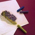 Clairefontaine 96003C Pastelmat bloc collé 12F 18x24cm 360g carte pour pastel Anthracite de la marque Clairefontaine image 4 produit