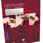 Clairefontaine 96029C Pastelmat bloc collé 12F 30x40cm 360g carte pour pastel Blanc de la marque Pastelmat image 1 produit