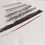 Clairefontaine 96587C Ingres Pastel bloc spiralé 25F 24x30cm 130g papier vergé Assortiment Vif de la marque Clairefontaine image 3 produit
