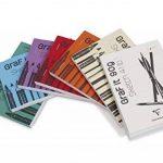 Clairefontaine Bloc de papier à esquisse Graf It, blanc, format A6, 90g de la marque Clairefontaine image 1 produit