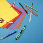 Clairefontaine Maya Papier dessin couleur doux, 50x 70cm, 270g–Bleu (25feuilles), de la marque Clairefontaine image 3 produit