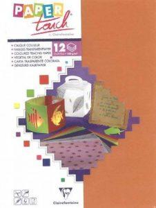Clairefontaine Papiers 28, Papier, abricot, 21x30x0.2 cm de la marque Clairefontaine image 0 produit