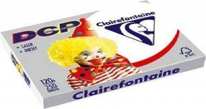 Clairefontaine Ramette de 250 feuilles papier blanc DCP 120 g A3 de la marque Clairefontaine image 0 produit