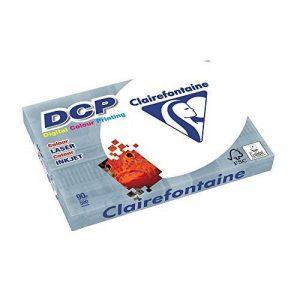 Clairefontaine Ramette de 500 feuilles papier blanc DCP 90gr A3 de la marque Clairefontaine image 0 produit