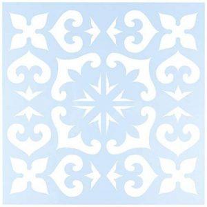 Clear Scraps Transparent de pochoirs 30,5cm x 30,5cm mexicain pour carrelage de la marque Clear Scraps image 0 produit