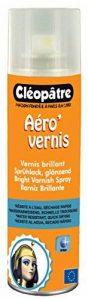 Cléopâtre AVB250 - Aéro'Vernis - Aérosol de Vernis Brillant - 250 ml de la marque Cléopâtre image 0 produit