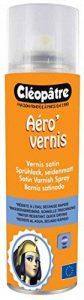 Cléopâtre AVS250 - Aéro'Vernis - Aérosol de Vernis Satin Transparent - 250 ml de la marque Cléopâtre image 0 produit