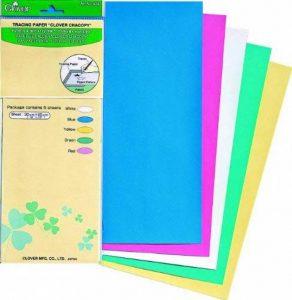 Clover Papier calque Chacopy Trèfle de la marque Clover image 0 produit